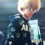 藤ヶ谷太輔さん着用の私服◆J'sティーチャー 極東ロシア旅◆パーカー・パンツ