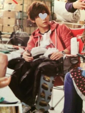 山田涼介 金田一少年の事件簿着用の衣装 パンツ