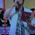 中間淳太さん着用の衣装◆ザ少年倶楽部 14/6/11◆シャツ