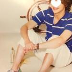 有岡大貴さん着用の衣装◆QLAP! 2014年7月号◆Tシャツ