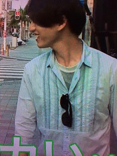 田口淳之介 少クラプレミアム着用衣装 シャツ