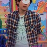 二宮和也VS嵐着用の衣装Tシャツ6月19日