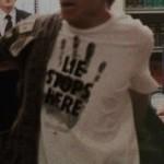 木村拓哉さん着用の衣装◆HERO◆Tシャツ