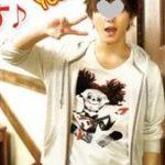 山田涼介金田一少年の事件neo着用衣装のTシャツ