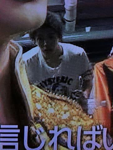 岸優太Sexyzoneライブ着用私服Tシャツ