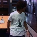 木村拓哉さん着用の衣装◆HERO  3話◆Tシャツ