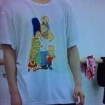 松田元太さん着用の私服◆ガムシャラ! 14/7/13◆Tシャツ