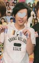 二宮和也VS嵐着用衣装Tシャツ9月18日