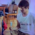 岸優太くん着用の衣装◆近キョリ恋愛 8話◆Tシャツ その1