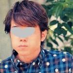 五関晃一さん着用の衣装◆Winkup 2014年10月号◆チェックシャツ