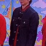 嵐衣装 松本潤 VS嵐10月16日着用 デニムジャケット