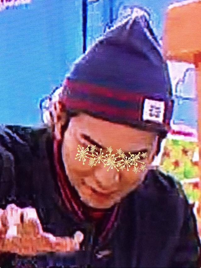 嵐衣装 松本潤さんVS嵐 10月16日着用のニット帽