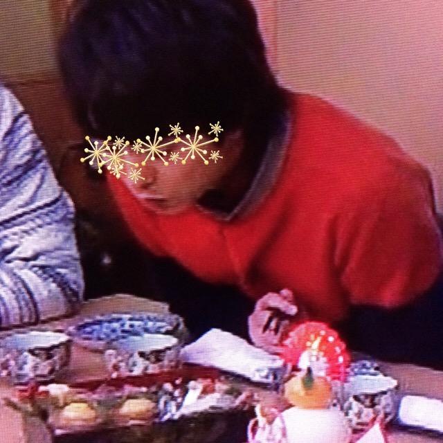 嵐にしやがれ 12月20日 櫻井翔さん着用の衣装 ニット