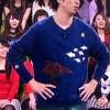 VS嵐12月18日 櫻井翔着用の衣装 ニット