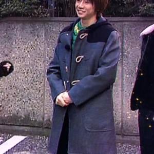 嵐にしやがれ 12/20 相葉雅紀着用の衣装ダッフルコート