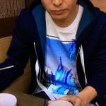 生田斗真着用 私服Tシャツ