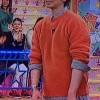 松本潤 2月26日VS嵐着用の衣装 オレンジニット