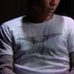相葉雅紀さん着用の衣装◆ようこそ、わが家へ◆羽Tシャツ
