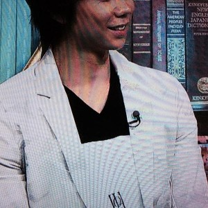 北山宏光 ミになる図書館 衣装 Tシャツ