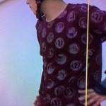宮近海斗くん着用の私服◆ガムシャラ! 15/7/4◆Tシャツ