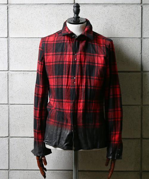 櫻井翔 VS嵐 11月19日 着用衣装 チェックシャツ
