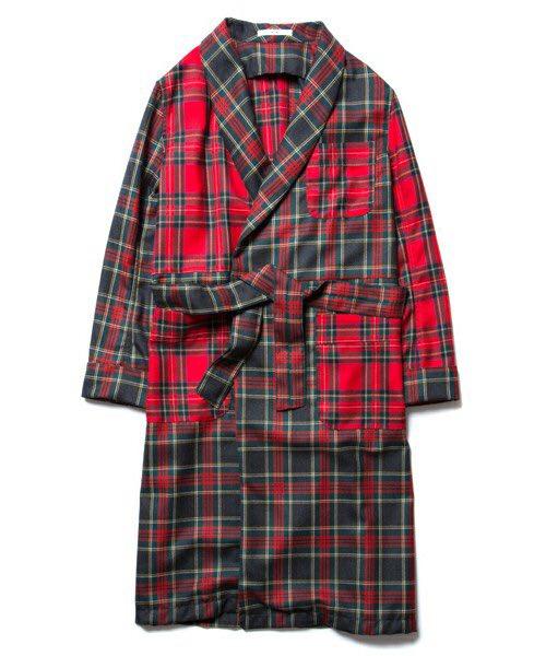 松本潤 VS嵐 11月19日着用衣装 チェックガウン