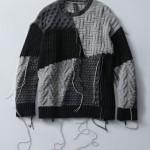 中居正広さん着用の衣装◆SMAP×SMAP 16/1/18◆ニット