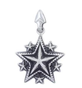 藤井流星私物星型ネックレス