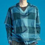 中丸雄一さん着用の衣装◆櫻井有吉THE夜会 16/4/28◆シャツ・カットソー