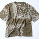 中島健人さん着用の衣装◆Myojo 2016年10月号◆Tシャツ