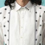 伊野尾慧さん着用の衣装◆ポポロ 2016年11月号◆シャツ