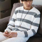 岩橋玄樹くん着用の衣装◆ポポロ 2016年12月号◆ニット