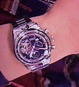 ジェシー私物時計のZENITH