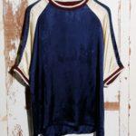 二宮和也さん着用の衣装◆嵐にしやがれ 17/2/4◆サテンTシャツ