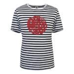 大野智さん着用の衣装◆VS嵐 2017年3月1日◆Tシャツ
