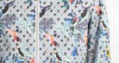 七五三掛龍也くん着用の衣装◆ジャニーズ銀座2017◆MA-1ブルゾン