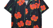 大倉忠義さん着用の衣装◆青春のすべて MV◆ポピー柄シャツ