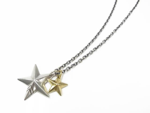 11/11いただきハイジャンプで有岡大貴さん着用の衣装のシンパシーオブソウルの星型Rusticネックレス