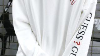 12/14のVS嵐で相葉雅紀さん着用している衣装の GUESSスウェット
