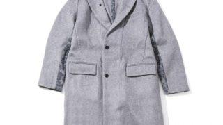 12/7キスマイ超BUSAIKUで藤ヶ谷太輔さんが着用した衣装のNUMBER (N)INE CHESTERFIELD COAT