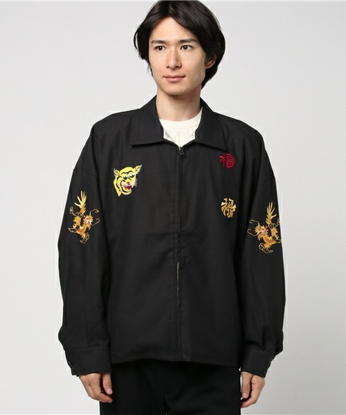 11/17のザ少年倶楽部プレミアムでNEWSの増田貴久さんが衣装で着用した Jieda VETNAMジャケット