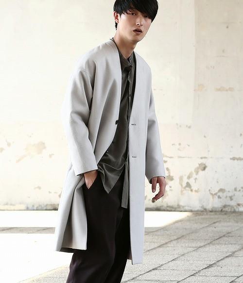 12/7キスマイ超BUSAIKUで玉森裕太さんが着用した衣装のJUNRed ウォームクロスMAXIコート