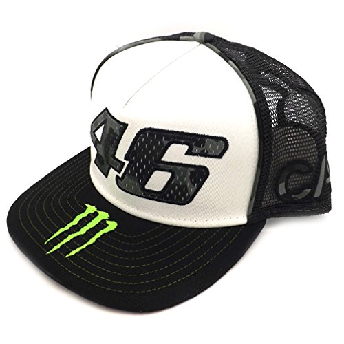 Hey!Say!JUMP八乙女光くんの私物キャップ Valentino Rossi VR46 Camp Edition Moto GP Monster Trucker Cap