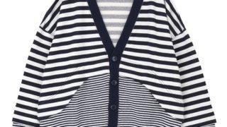 12/14のVS嵐で二宮和也さん着用している衣装の Nenetのヨークニット裏毛