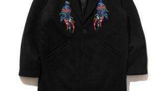 duet2018年2月号 キスマイ藤ヶ谷太輔さん着用の衣装・glamb Veleno coat