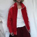 嵐 二宮和也さんが2/15VS嵐で着用した衣装の00OOリボンジャージ