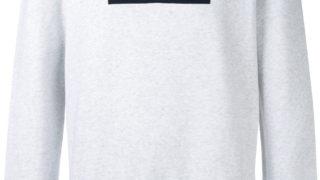 Hey!Say!JUMP知念侑李くん着用の私服 スウェット・AMI ALEXANDRE MATTIUSSI Coucou Paris スウェットシャツ