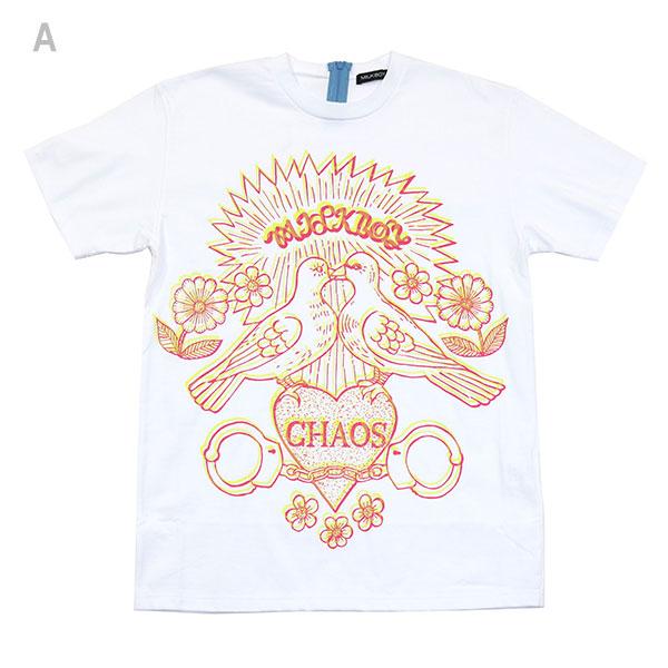 嵐 櫻井翔さんが3/1VS嵐で着用した衣装のMILKBOY CHAOS T- シャツ