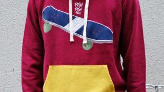 Hey!Say!JUMP 有岡大貴くんが2/6ヒルナンデスで着用した衣装のaldies Push Skate Parka