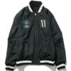 嵐の松本潤くんが4/10放送のVS嵐で着用する衣装・glamb NY stadium JKT